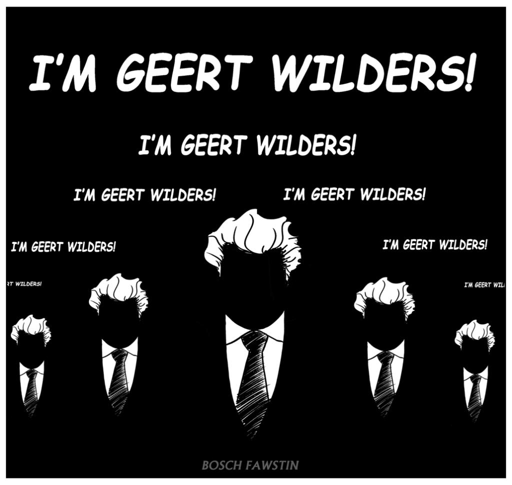 I'm Geert Wilders! copy
