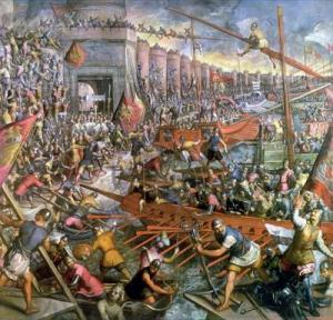 Byzantium: The Fall of Constantinople, 1453