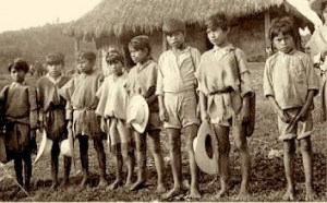 Tzotzil children